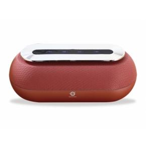 Conceptronic DUNKAN 01R Multimedia Bluetooth Speaker [Micro-USB 10W, 60 - 18000 Hz, 95 dB, Red]