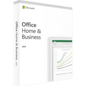 Microsoft T5D-03311 Office Home and Business 2019 FR [1 user, WIN/MAC, Outlook, Powerpoint,OneNote+]