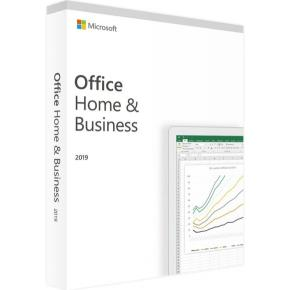 Microsoft T5D-03312 Office Home and Business 2019 DE [1 user: PC/MAC, Outlook, Powerpoint, OneNote+]