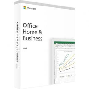 Microsoft T5D-03315 Office Home and Business 2019 IT [1 user: Win/MAC,Outlook, Powerpoint, OneNote+]
