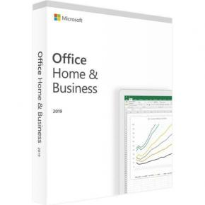 Microsoft T5D-03308 Office Home and Business 2019 UK [1 user, Win/MAC,Outlook, Powerpoint, OneNote+]