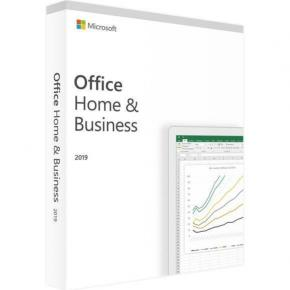 Microsoft T5D-03307 Office Home and Business 2019 NL [1 user: Win/MAC,Outlook, Powerpoint, OneNote+]