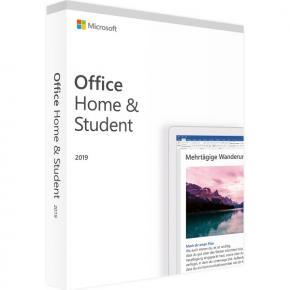 Microsoft 79G-05152 Office Home and Student 2019 FR [1yr, Win/MAC, Word/ Excel/ Powerpoint/ OneNote]
