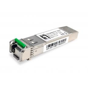 Levelone SFP-6531 10Gbps Single-mode BIDI SFP+ Transceiver [20km, TX 1330nm / RX 1270nm]
